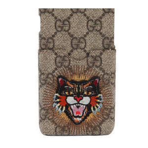 GUCCI★iPhone 7ケース★ANGRY CAT