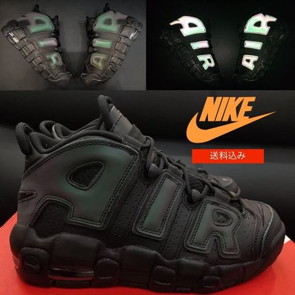 """NIKE AIR MORE UPTEMPO GS """"REFLECTIVE"""" モアアップテンポ"""