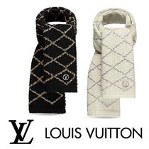 Louis Vuitton Sciarpa Shiny Malletage 関税送料込み