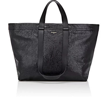 17AW新作◆BALENCIAGA◆Arena Leather Large Shopper Tote Bag