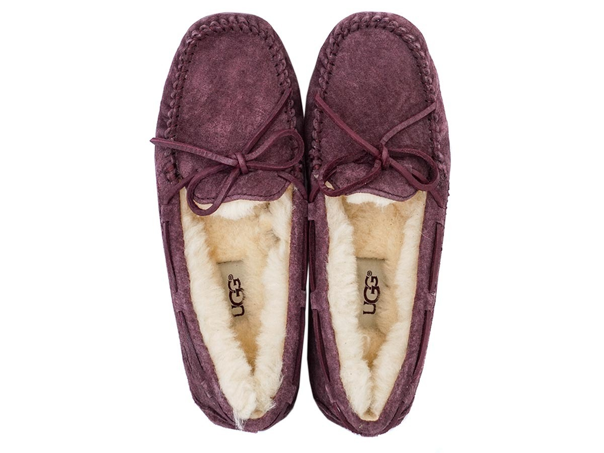 UGG モカシン 1019069 DAKOTA METALLIC PORT f17aw1019069port