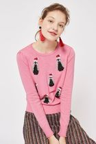 《ペンギンサンタ♪》☆TOPSHOP☆Christmas Penguin Jumper