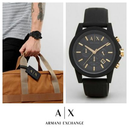 Armani Exchange ギフトセット メンズ腕時計 AX7105