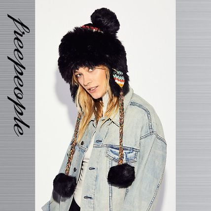 Free People フリーピープル Melt My Heart Trapper ハット