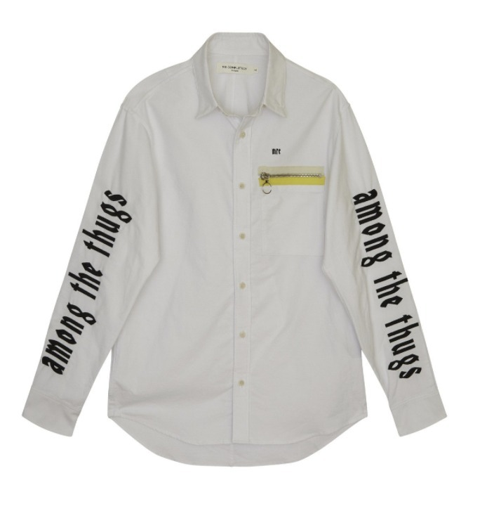 【Mr Completely】☆セレブ愛用☆17FW新作☆OXFORD BUTTON DOWN