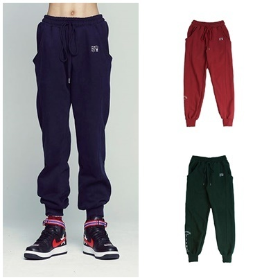 日本未入荷ROMANTIC CROWNのRTW Sweat Pants 全4色