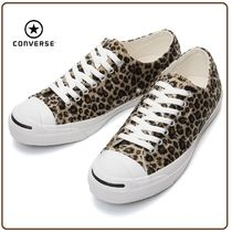 ☆国内正規品☆CONVERSE(コンバース)JACK PURCELL LEOPARDFUR