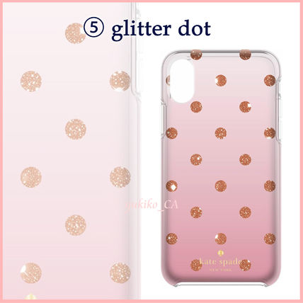 kate spade new york iPhone・スマホケース 【国内発送】選べる10色 kate spade iphone X case セール(6)