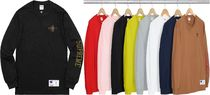 Supreme / Champion Stacked C L/S Tee