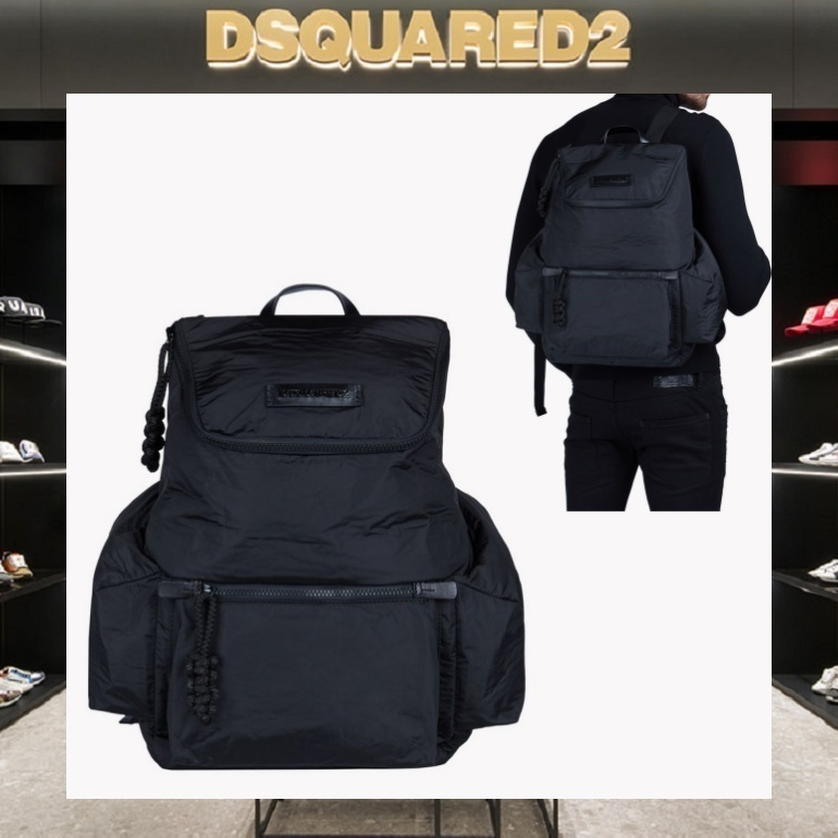 【18SS NEW】D SQUARED2_men/Hiro バックパック