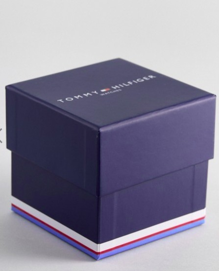 ☆送料込☆Tommy Hilfiger 1781811 Sloane Mesh Watch In Silver