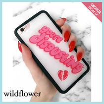【Wildflower】☆ YOU'RE DISGUSTING ロゴ iPhone 7/8 ケース ☆