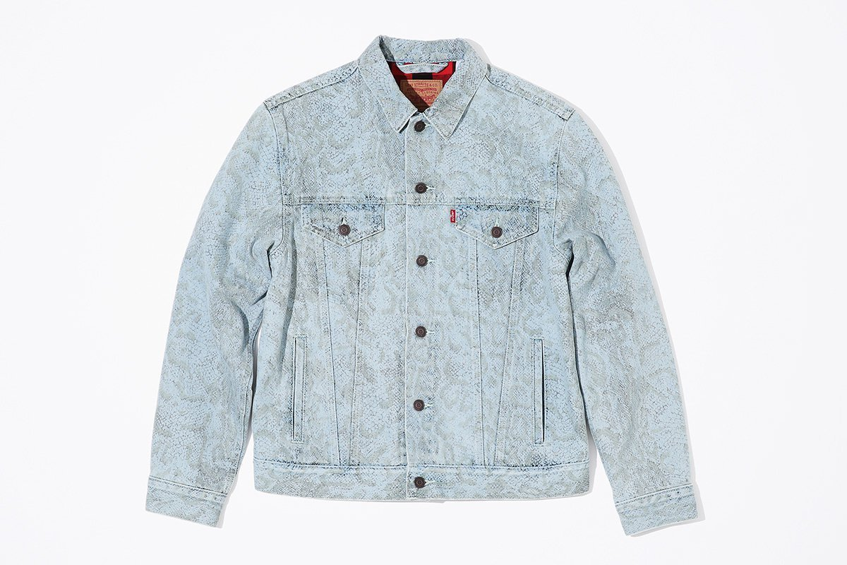 Supreme / Levi's Trucker Jacket