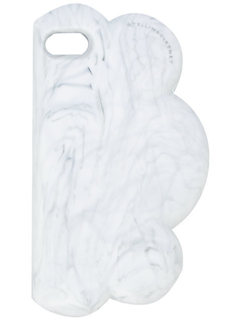 人気の marble-effect Cloud iPhone 6/7 case 携帯カバー