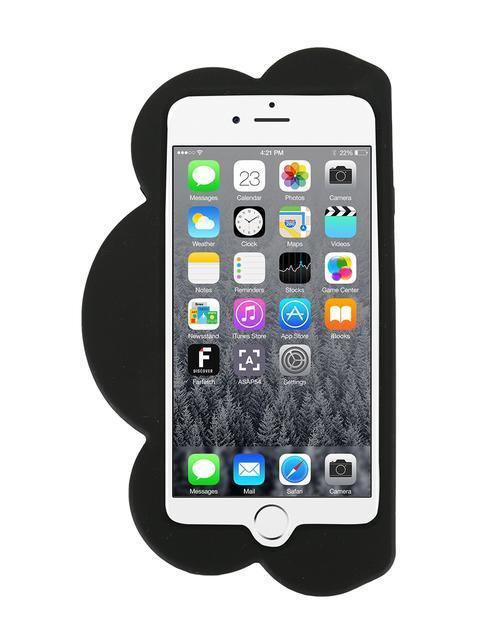 人気の coque d'iPhone 6s a design de nuage 携帯カバー