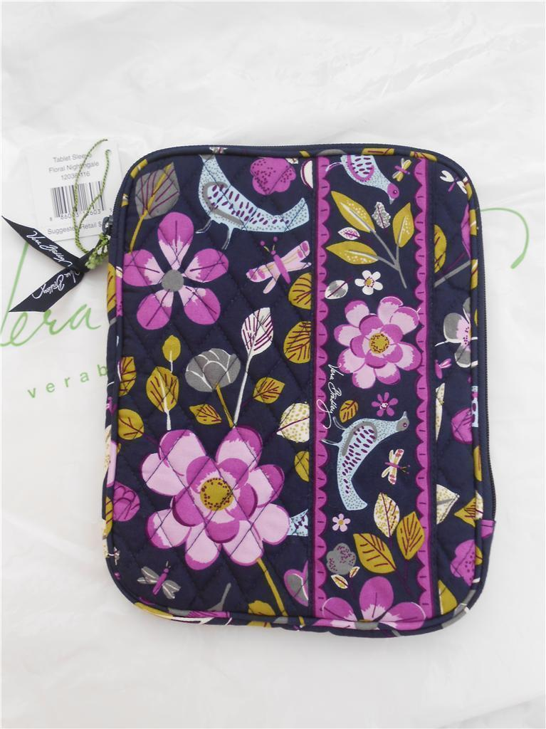 Tablet Sleeve in Floral Nightingale / ipad用の可愛いケース!