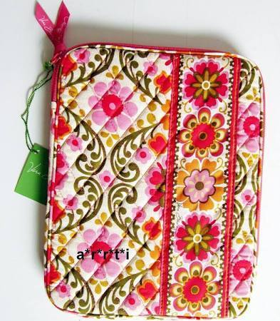 Tablet Sleeve in Folkloric / ipad用の可愛いケース!