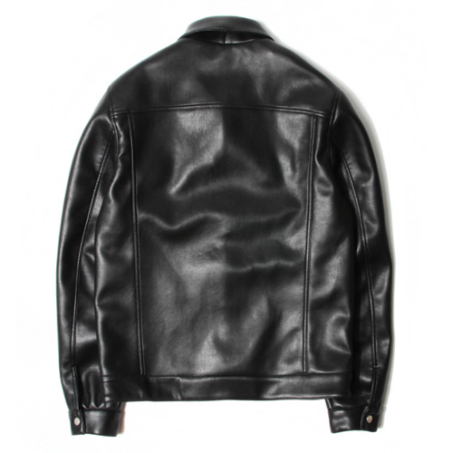 ★SAINTPAIN★SP RICKY FLEATHER SINGLE RIDERS JKT(BK)