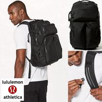 lululemon☆Assert Backpack リュック バックパック black