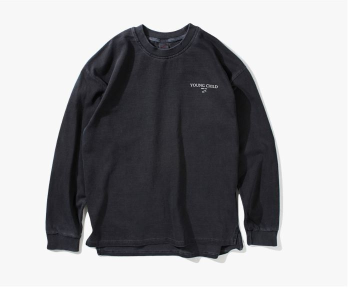 日本未入荷GAINSBOROのYoung child Pigment Long sleeves