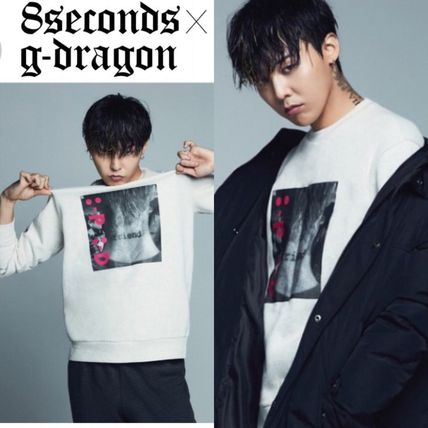 【8 SECONDS】日本未入荷 GD Collaboration☆MTM☆Unisex