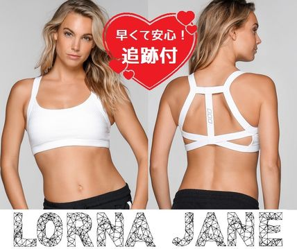 Lorna Jane フィットネストップス ★追跡有【Lorna Jane】Harness Sports Bra★