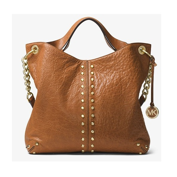 ☆ Michael Kors☆Astor Leather ショルダーバッグ