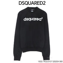 D SQUARED 2 ★エンボス ロゴMTM Tシャツ 74GU0107 S25254 900