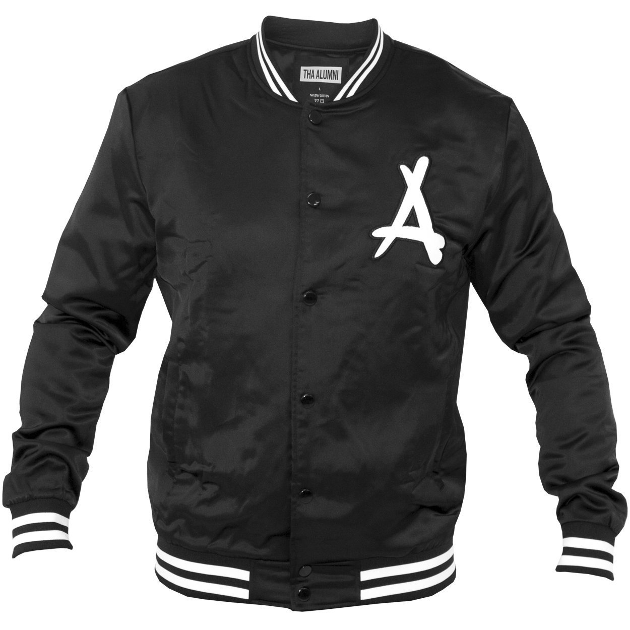 Tha Alumni Clothing 2017 WORLD CHAMPS BASEBALL JACKET