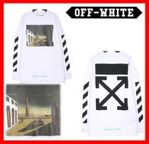 2017SS【Off-White】★正規品★ SILVER CHIRICO スウェット☆