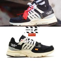 "新作★""THE 10"" NIKE AIR PRESTO × OFF-WHITE☆エアプレスト☆"