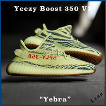 【adidas】激レア ☆ Yeezy Boost 350 V2 Semi Frozen Yellow
