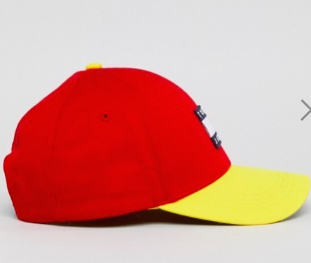 ☆送料込☆Tommy Jean 90s Capsule Colourblock Cap