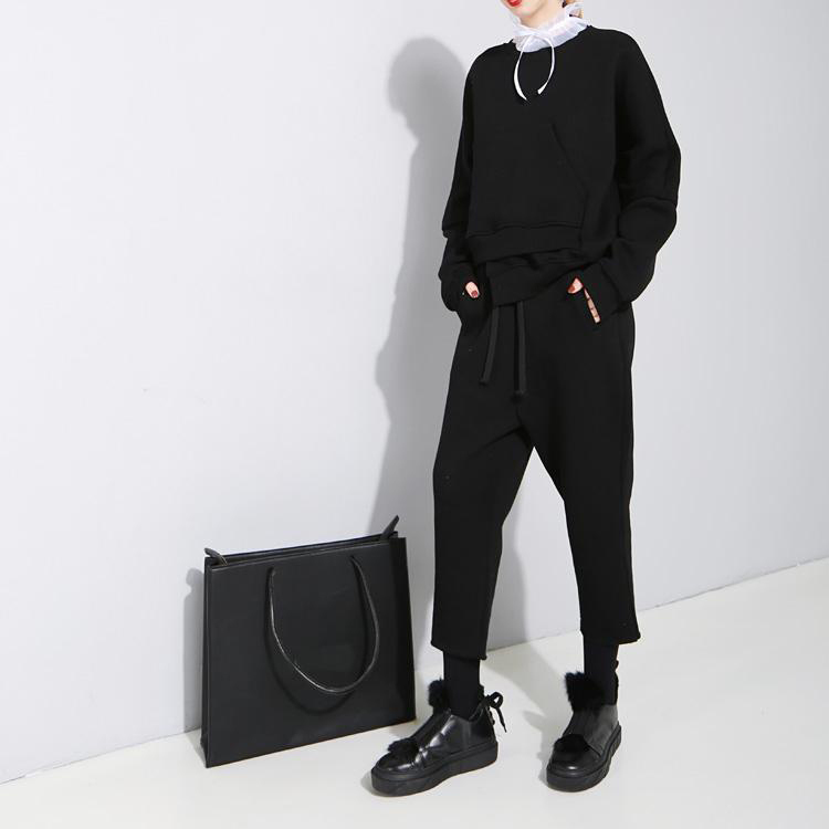 Oh Hey Girl / Black Oval Structure Pant パンツ