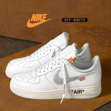 Complexcon限定!NIKE AIR FORCE 1 × OFF-WHITE☆エアフォース1