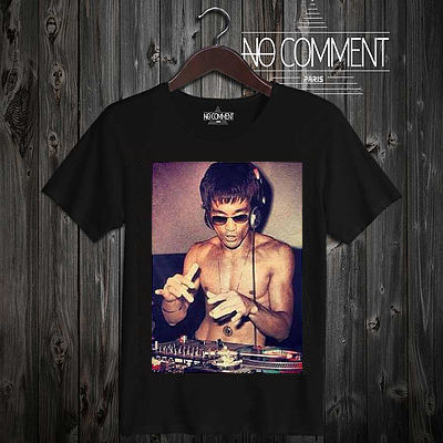 話題沸騰!!★NO COMMENT PARIS★ bruce lee deejay 送料関税込