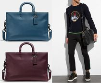 Coach ◆ 11104 Rogue brief Pebble Leather