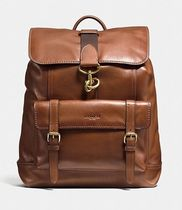 Coach ◆ 86929 Bleecker backpack Leather