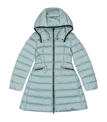 MONCLER キッズアウター 送料関税込!2018AW新作 MONCLER Charpal Hooded Coat(2)