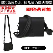関税送料込★Off-White★MINI BINDER CLIP Bags