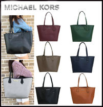 MICHAEL KORS★CANDY LARGE REVERSIBLE TOTE 国内発送! 関税込!