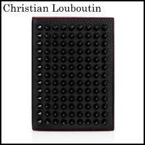 【関税/送料込】Christian Louboutin Passport Holder 国内発送