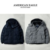 [American Eagle Outfitters] Down jacket w/ detachable hood
