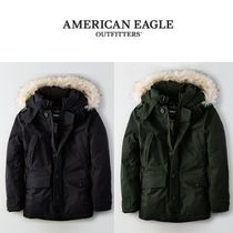 American Eagle Outfitters(アメリカンイーグル) ダウンジャケット [American Eagle Outfitters] [Men] Down expedition parka 2色