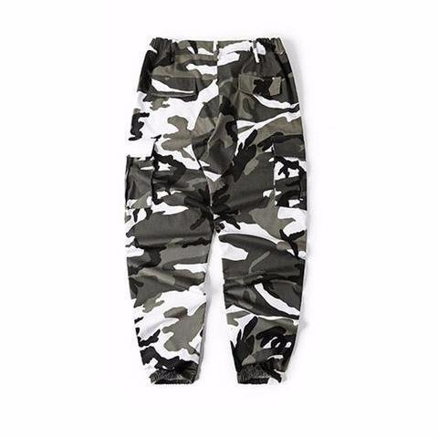 NeonArray Military Camo Sweatpants パンツ ユニセックス