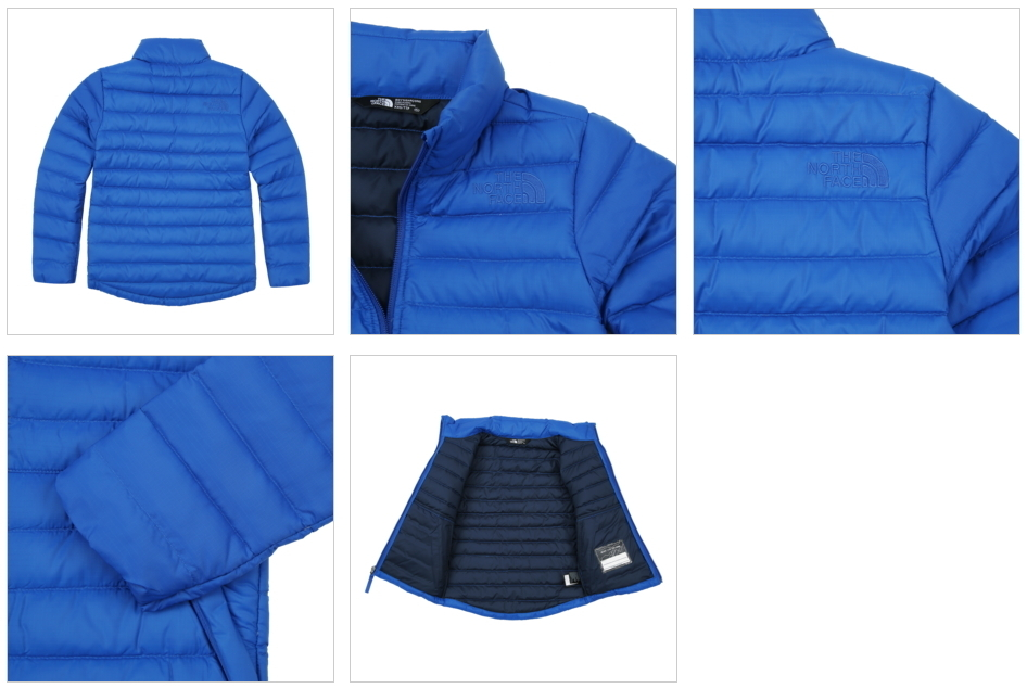 THE NORTH FACE 暖かい! BOYS ACONCAGUA DOWN JACKET_NJ1DI63