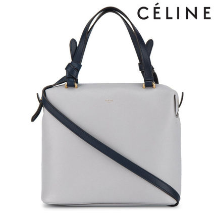 【17AW】大注目!!★Celine★small soft cube bag
