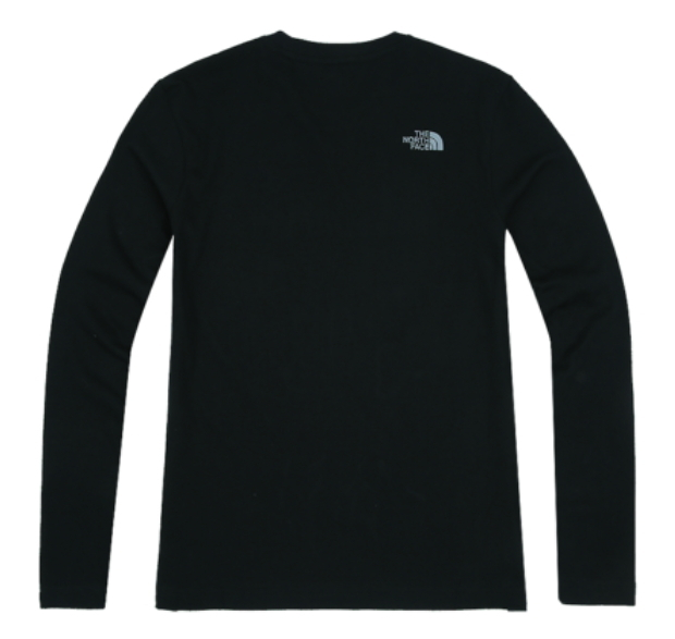 THE NORTH FACE〜BASIC LOGO L/S R/TEE 長袖Tシャツ 5色