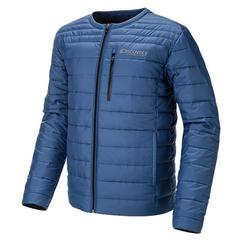 ★DISCOVERY★ Compact light down jacket