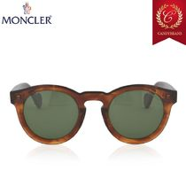 ◆Moncler モンクレール VINTAGE SUNGLASSES サングラス Brown